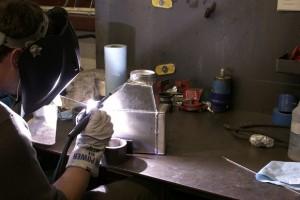 Antonio welding