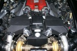 Ferrari 360 twin turbo setup finished
